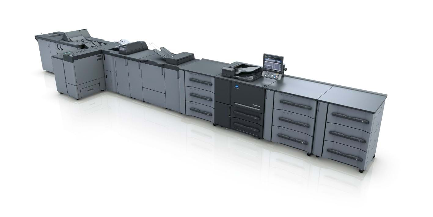Imprimantă profesională Konica Minolta accurio press 6120