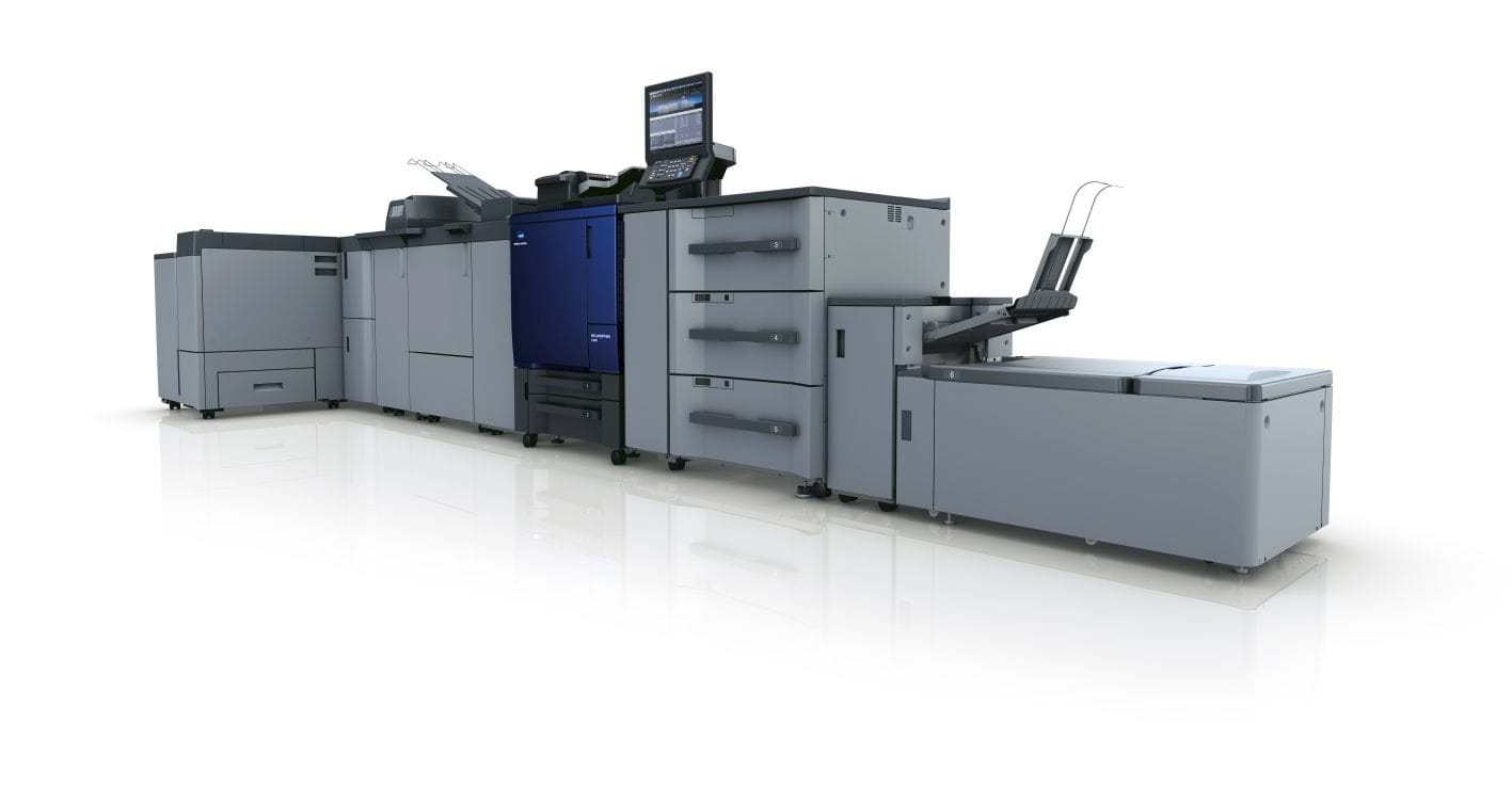 Imprimantă profesională Konica Minolta accurio press C3080